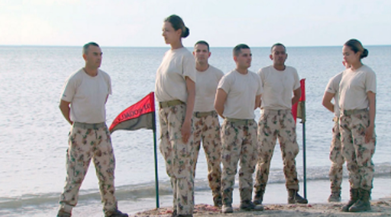 Soldados 1.0 | Capitulo 63
