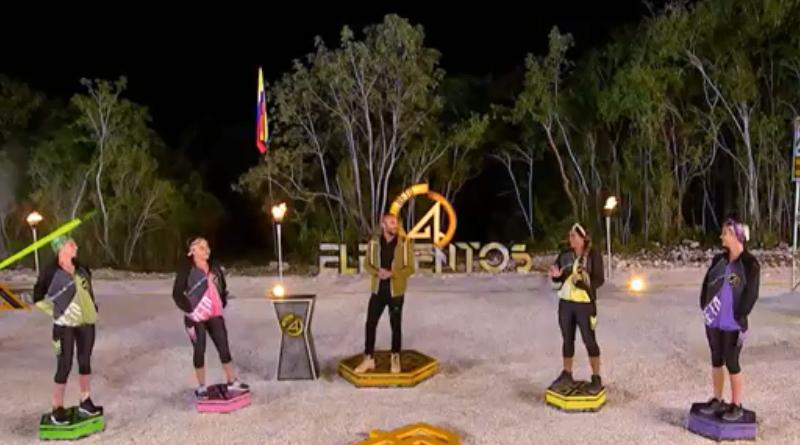 Reto 4 Elementos Colombia | Capitulo 46
