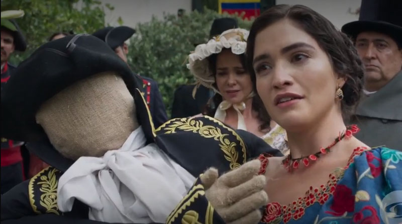 Bolívar | Capítulo 60